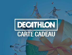 Carte cadeau - Decathlon